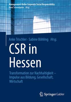 CSR in Hessen von Böhling,  Sabine, Trischler,  Anke