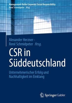 CSR in Süddeutschland von Herzner,  Alexander, Schmidpeter,  René
