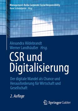 CSR und Digitalisierung von Hildebrandt,  Alexandra, Landhäußer,  Werner