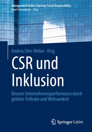 CSR und Inklusion von Sihn-Weber,  Andrea