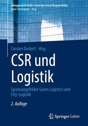 CSR und Logistik von Deckert,  Carsten