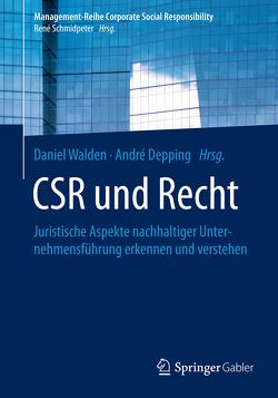 CSR und Recht von Depping,  Andre, Walden,  Daniel