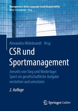 CSR und Sportmanagement von Hildebrandt,  Alexandra