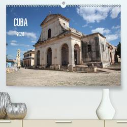 CUBA 2020 (Premium, hochwertiger DIN A2 Wandkalender 2020, Kunstdruck in Hochglanz) von Dapper,  Thomas