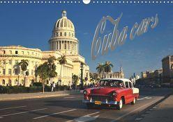 Cuba Cars (Wandkalender 2019 DIN A3 quer) von Krajnik,  André