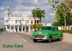 Cuba Cars (Wandkalender 2021 DIN A2 quer) von Klust,  Juergen