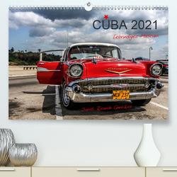 Cuba – Lebendiges Museum (Premium, hochwertiger DIN A2 Wandkalender 2021, Kunstdruck in Hochglanz) von Ricardo González Photography,  Daniel