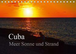 Cuba Meer Sonne und Strand (Tischkalender 2019 DIN A5 quer) von Janusz,  Fryc
