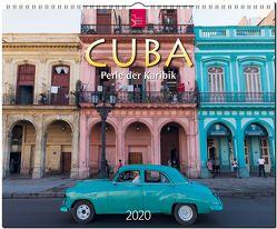Cuba – Perle der Karibik von Raach,  Karl-Heinz