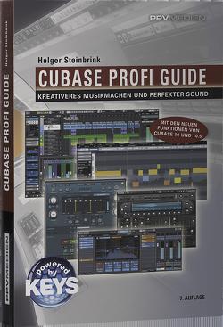 Cubase Profi Guide von Steinbrink,  Holger