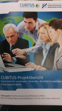 CUBITUS-Projektbericht von Dreier,  Anne, Merk,  Richard
