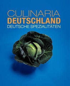 Culinaria Deutschland von Metzger,  Christine