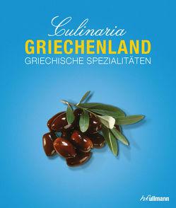 Culinaria Griechenland von Milona,  Marianthi, Stapelfeldt,  Werner