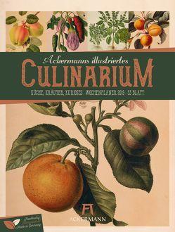 Culinarium – Wochenplaner 2019