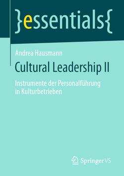 Cultural Leadership II von Hausmann,  Andrea