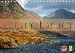 Cumbria (Tischkalender 2019 DIN A5 quer) von Cross,  Martina