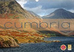 Cumbria (Wandkalender 2019 DIN A3 quer) von Cross,  Martina