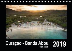 Curaçao – Banda Abou von oben (Tischkalender 2019 DIN A5 quer) von - Yvonne & Tilo Kühnast,  naturepics