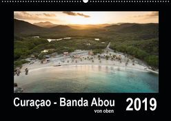 Curaçao – Banda Abou von oben (Wandkalender 2019 DIN A2 quer) von - Yvonne & Tilo Kühnast,  naturepics