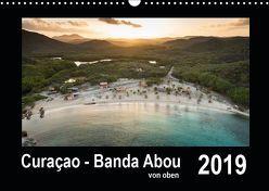 Curaçao – Banda Abou von oben (Wandkalender 2019 DIN A3 quer) von - Yvonne & Tilo Kühnast,  naturepics