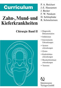 Curriculum Chirurgie / Curriculum Chirurgie von Becker,  J., Hausamen,  J.- E., Neukam,  Friedrich W, Reichart,  Peter A, Schliephake,  H., Schmelzeisen,  Rainer
