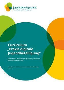 """Curriculum """"Praxis digitale Jugendbeteiligung"""" von Deutsche Kinder- und Jugendstiftung"""