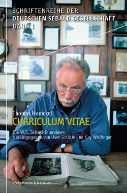 Curriculum Vitae von Honickel,  Thomas, Schütte,  Uwe, Wolfinger,  Kay