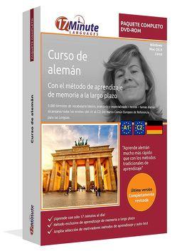 Curso de alemán: Paquete completo (desde el nivel A1 hasta el C2)