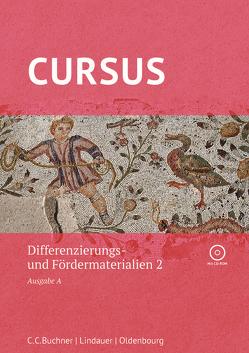Cursus A – neu / Cursus A Differenzierungsmaterial 2 – neu von Auer,  Franz, Auer,  Petra, Hotz,  Michael, Maier,  Friedrich