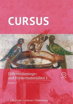 Cursus A – neu / Cursus A Differenzierungsmaterial – neu von Auer,  Franz, Auer,  Petra, Hotz,  Michael, Maier,  Friedrich