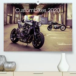Custombikes 2020 (Premium, hochwertiger DIN A2 Wandkalender 2020, Kunstdruck in Hochglanz) von Snpshts-Fotografie