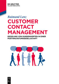 Customer Contact Management von Lenz,  Raimund