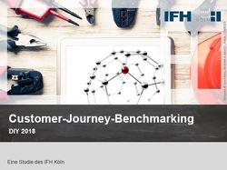 Customer-Journey-Benchmarking – DIY 2018 von Becker,  Gero, Küppers,  Jalina, Stüber,  Dr. Eva