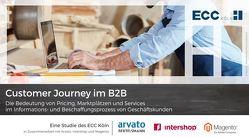 Customer Journey im B2B von Becker,  Gero, Schmelter,  Mailin, Werth,  Anna
