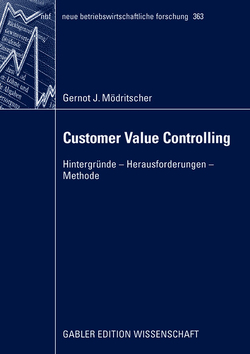 Customer Value Controlling von Mödritscher,  Gernot
