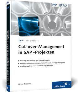 Cut-over-Management in SAP-Projekten von Remmert,  Jürgen