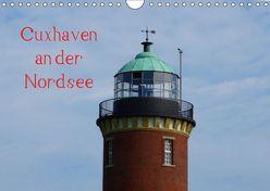 Cuxhaven an der Nordsee (Wandkalender 2019 DIN A4 quer) von kattobello