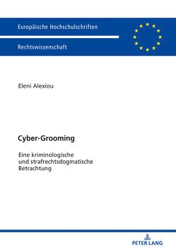 Cyber-Grooming von Alexiou,  Eleni