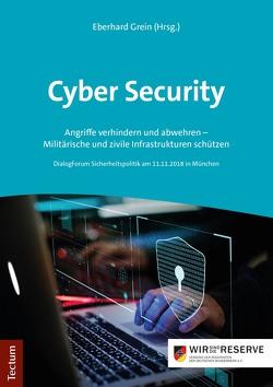 Cyber Security von Grein,  Eberhard