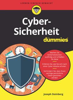 Cyber-Sicherheit für Dummies von Steinberg,  Joseph