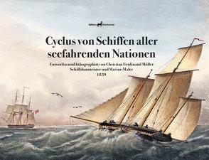Cyclus von Schiffen aller seefahrenden Nationen von Möller,  Christian Ferdinand