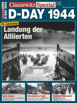 D-Day 1944 von Bunk,  Maximilian, Luther,  Tammo