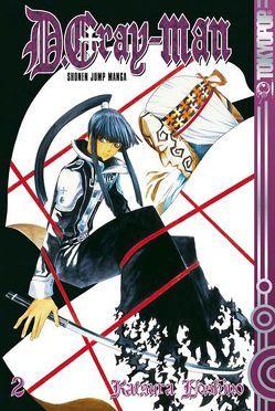 D.Gray-Man 02 von Hoshino,  Katsura