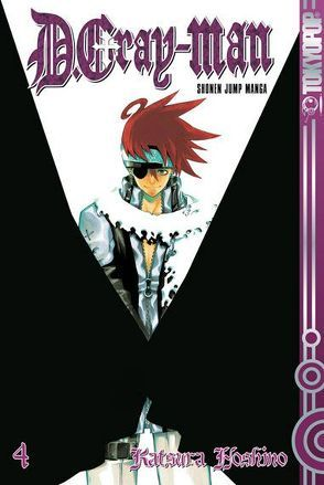 D.Gray-Man 04 von Hoshino,  Katsura