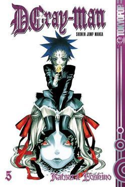 D.Gray-Man 05 von Hoshino,  Katsura