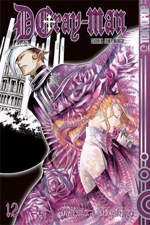 D.Gray-Man 12 von Hoshino,  Katsura