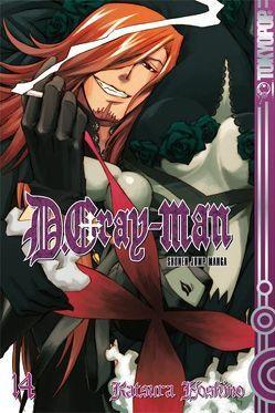 D.Gray-Man 14 von Hoshino,  Katsura