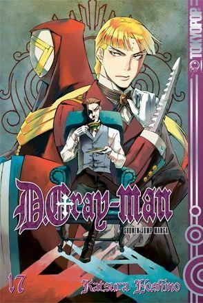D.Gray-Man 17 von Hoshino,  Katsura