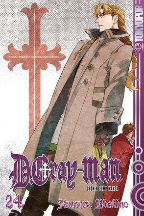 D.Gray-Man 24 von Hoshino,  Katsura