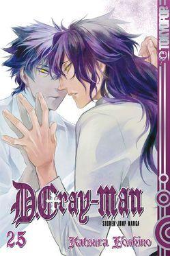 D.Gray-Man 25 von Hoshino,  Katsura